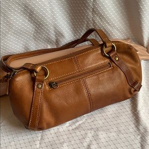 Fossil Leather Hand Purse